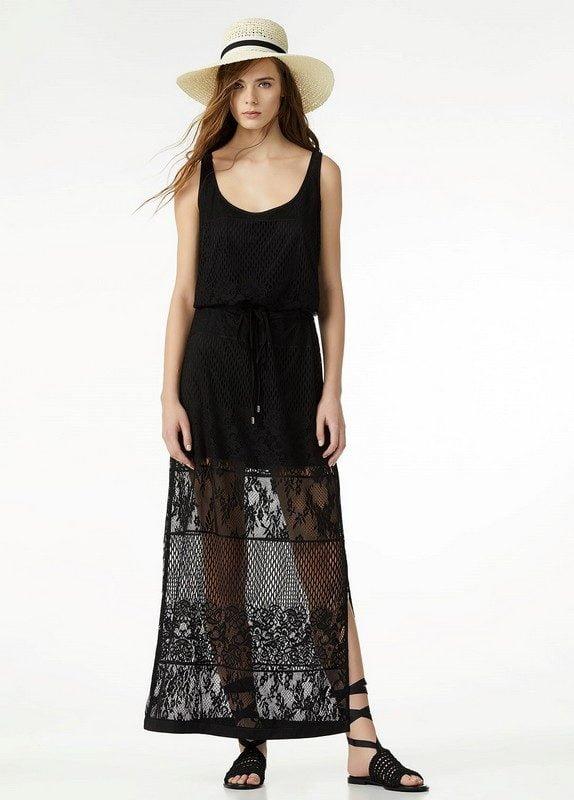 liu jo beachwear salinas long dress