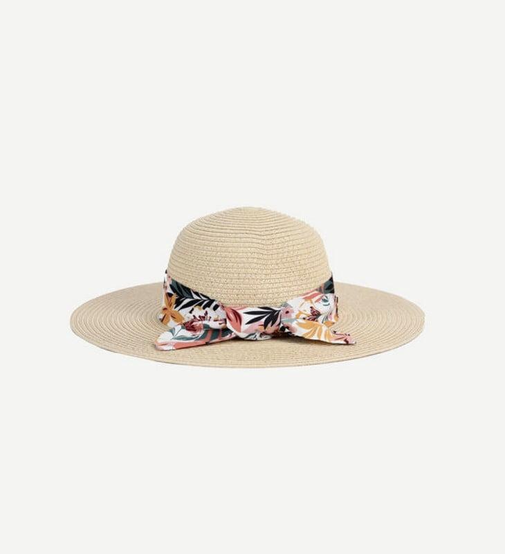 straw hat liu jo beach